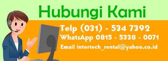 Rental Genset 80 KVA Murah Surabaya